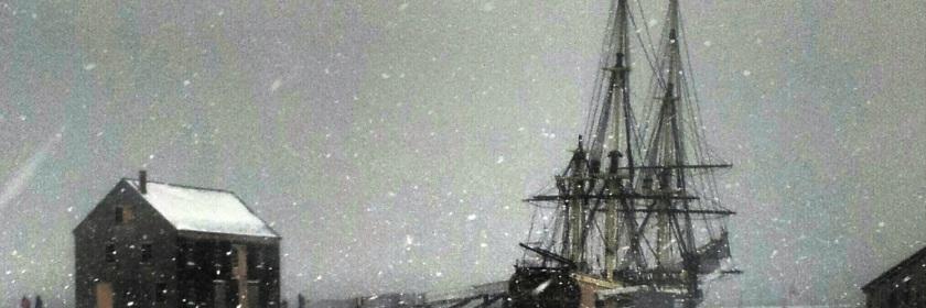 The Friendship, Salem MA, maritime, Salem Harbor