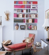 Make Me Blush! (a touch of pink can add sophistication to interior decor)