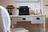 Everything old is new again! (chalk paint is an easy & economical DIY solution in interior design)