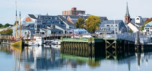 Pickering Wharf, Salem, Greater Boston Area, Massachusetts, New England, United States of America, Norh Shore